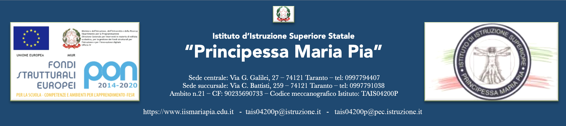 www.iismariapia.edu.it